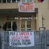 (VIDEO)SCUOLE OCCUPATE A MONTEROTONDO, LA PROTESTA RACCONTATA DAGLI STUDENTI