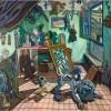 Arte – A Villa Torlonia in mostra la retrospettiva di Benvenuto Ferrazzi