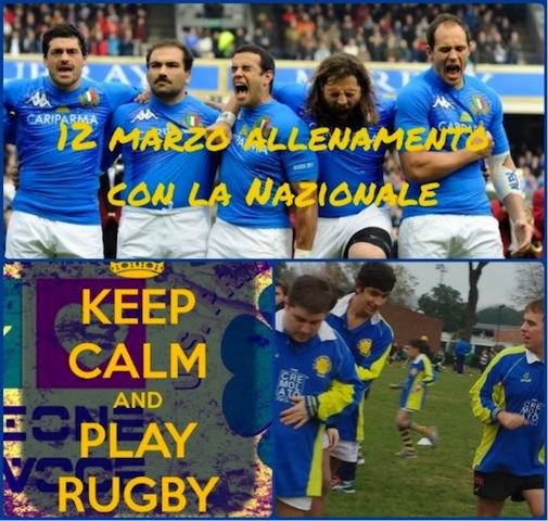 rugby l'emozione non ha voce